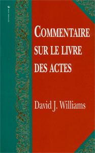 9780829715736, commentaire, actes, david williams