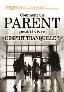 9781604850918, parent, esprit tranquille