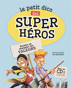 9781634741316, petit dico, super héros