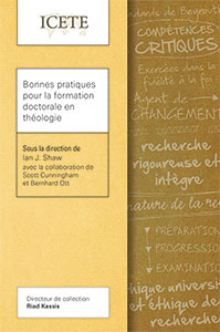 9781783685264, formation doctorale, ian shaw