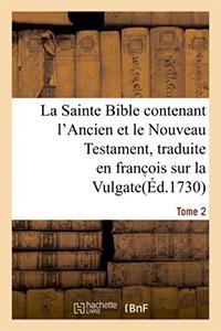 9782013035385, bible, vulgate, lemaistre de sacy
