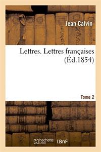 9782019688547, lettres françaises, jean calvin