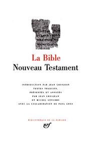 9782070106431, bible, pléiade, nouveau testament