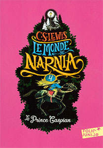 9782075088558, narnia, prince caspian, cs lewis