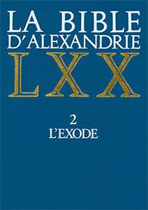 9782204030663, bible d'alexandrie, lxx, l'exode