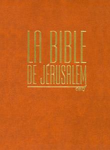 bibles, formats, deuterocanoniques, jerusalem, bibles, couleurs, marron, familial