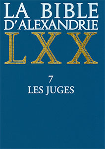 9782204061476, bible d'alexandrie, lxx, juges