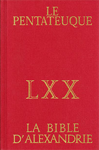 septante, alexandrie, bible, cerf, pentateuque, 9782204066990