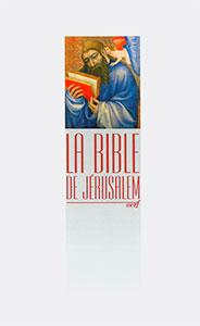 9782204084307, bible de jérusalem, cerf