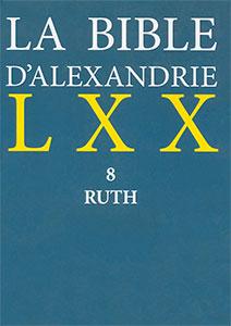 9782204088312, bible d'alexandrie, lxx, ruth