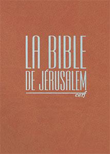 9782204115919, bible de jérusalem, cerf