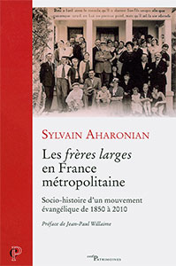 9782204124898, frères larges, sylvain aharonian