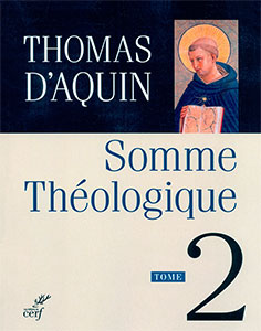 9782204146845, somme théologique, thomas d'aquin