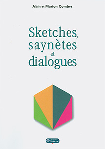 9782354790042, sketches, saynètes, dialogues