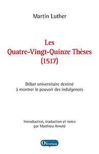 9782354792213, 95 thèses, martin luther