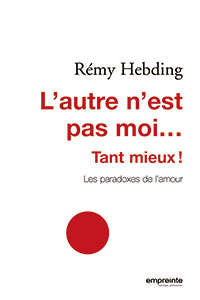 9782356140418, paradoxes, l'amour, rémy hebding