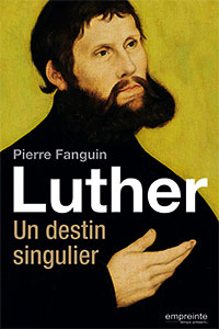 9782356141071, luther, pierre fanguin