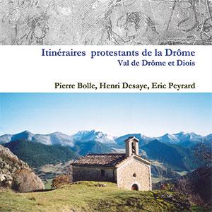 9782356180520, itinéraires protestants, drôme, éric peyrard