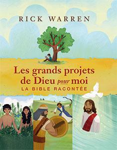 9782358431255, bible racontée, rick warren