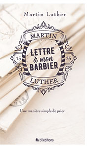 9782362493874, lettre, prière, martin luther