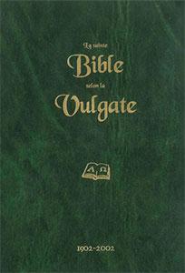 9782371100183, sainte bible, version vulgate