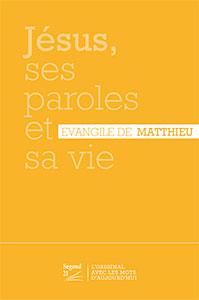 9782608129352, évangile, matthieu, segond 21
