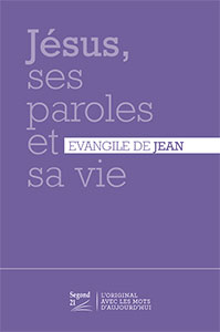9782608129383, évangile, jean, segond 21