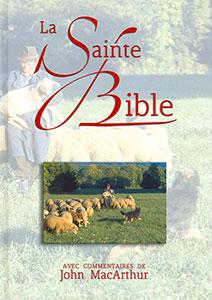 9782608174314, bible d'étude, neg, john macarthur