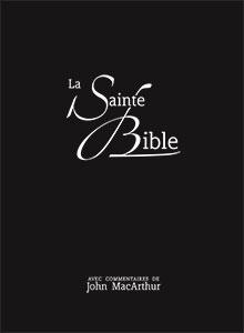 9782608174598, neg, la, sainte, bible, avec, commentaires, de, john, macarthur, éditions, mb, la, maison, de, la, bible