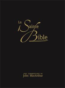 9782608174697, bible d'étude, neg, john macarthur