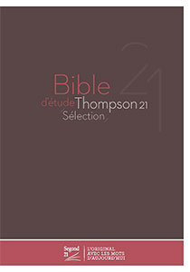 9782608183118, bible d'étude thompson