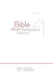 9782608183620, bible d'étude thompson, s21