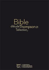 9782608183699, bible d'étude thompson