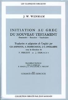 grec, initiation, cours, wenham