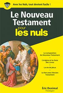 9782754031349, nouveau testament, éric denimal