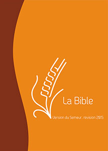 9782755002676, bible semeur 2015, orange