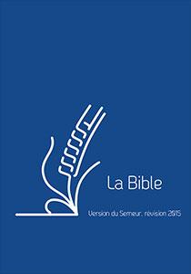 9782755002782, bible semeur 2015, bleue