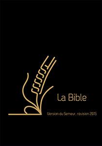 9782755002805, bible semeur 2015, noire
