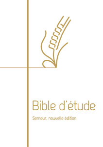 9782755003260, bible d'étude semeur, bse