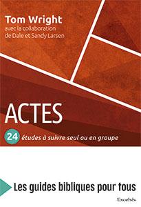 9782755003789, actes, études, tom wright