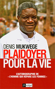 9782809820539, autobiographie, denis mukwege
