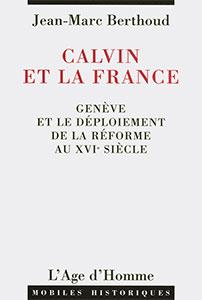 9782825112694, calvin, jean-marc berthoud