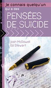 9782826035176, pensées de suicide, josh mcdowell