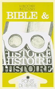 9782828500467, bible, et, histoire, blocher, lovsky