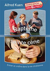 9782828701260, baptême, cène, repas