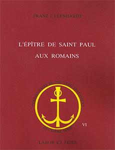 9782830907841, romains, commentaire, franz leenhardt