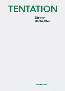 9782830916478, tentation, dietrich bonhoeffer