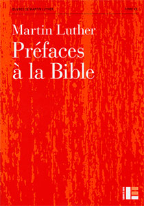9782830916607, préfaces, bible, martin luther