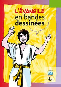 9782850313073, évangile, bandes dessinées