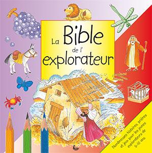 9782850316258, Bible, explorateur, LLB, Ligue, enfants, 5, 6, 7, 8, 9, ans